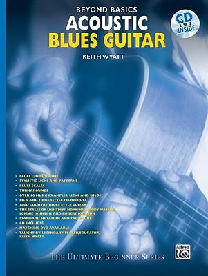 Acoustic Blues Guitar By Wyatt, Keith